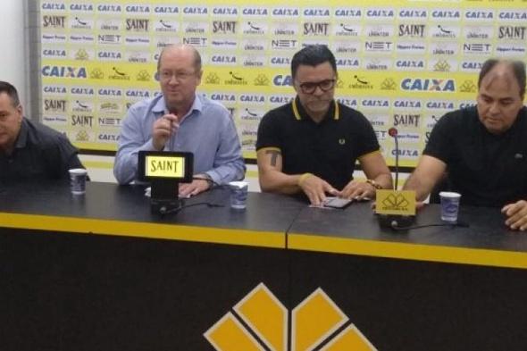 Doriva é o novo técnico do Tigre